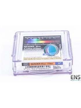 """Baader 2"""" 470nm Blue Color Filter - #2458313 Sealed"""