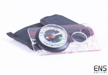Pocket Compass with Case