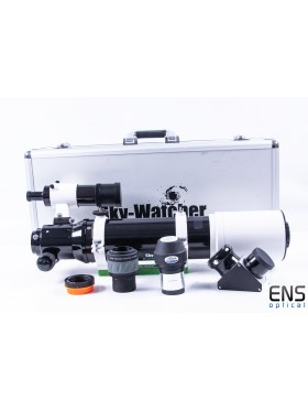 Skywatcher Evostar 80ED DS-Pro Outfit & Case - 0.85x Dedicated reducer/Flattener