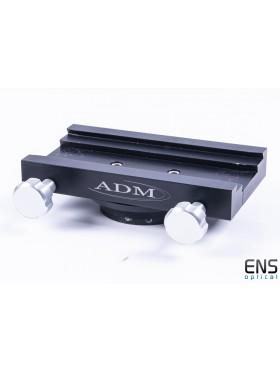 ADM EQ6/NEQ6 AZ-EQ6 Dual Vixen Losmandy saddle Plate with Puck