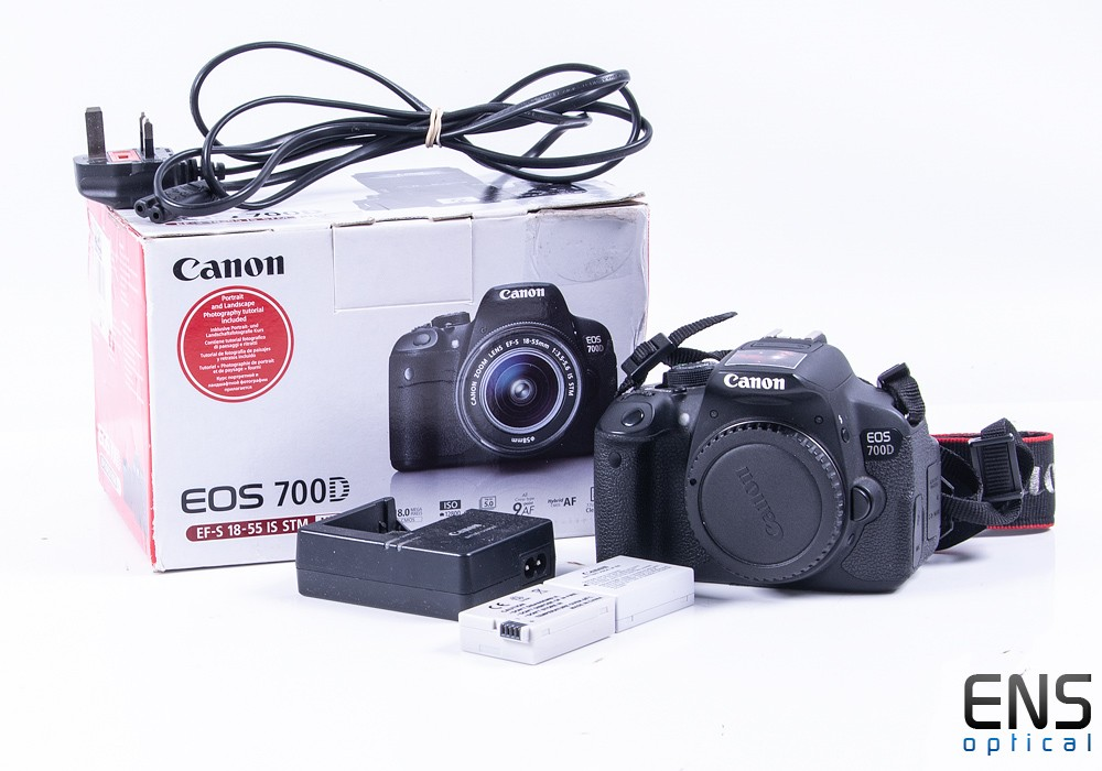 Canon EOS 700D 24.2MP DSLR Digital Camera Astronomy Modded