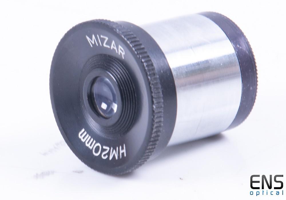 "Mizar HM20mm Eyepiece - 0.965"""