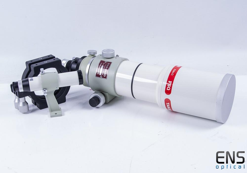 Takahashi FSQ-85ED f/5.3 Quadruplet Petzval APO Refractor