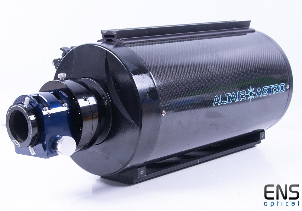 "Altair 8"" F8 Carbon Ritchey Chretien Telescope Moonlite Focuser"