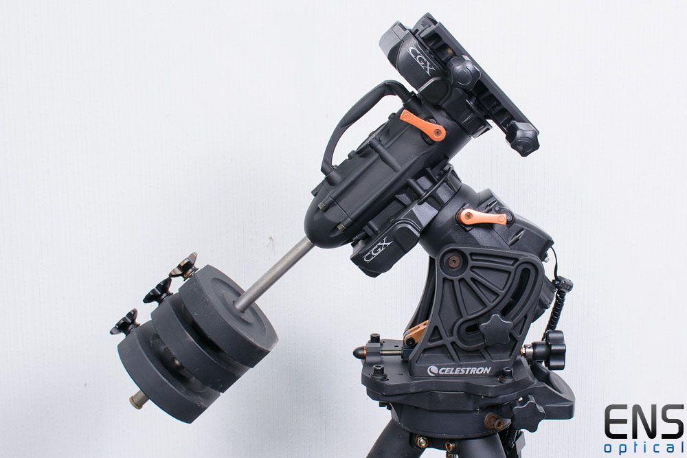 Celestron CGX Mount & Tripod with Nexstar Goto Controller