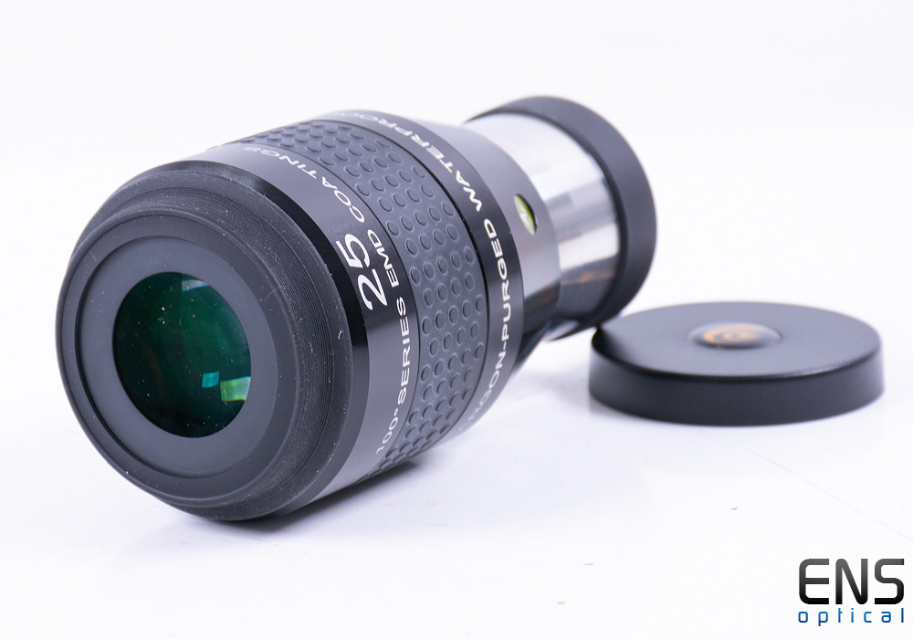 Explore Scientific 25mm 100º Ultra Wide Angle Eyepeiece - Boxed Mint