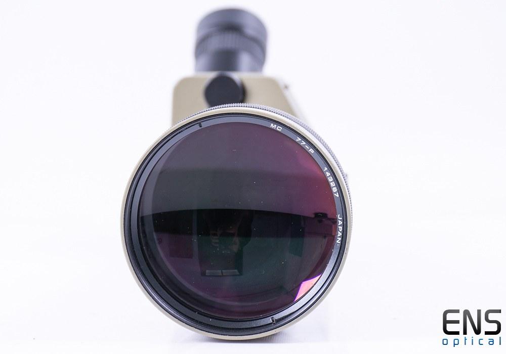 Kowa TSN-1 77mm Angled  Spotting Scope 30x Eyepiece & stay on Case