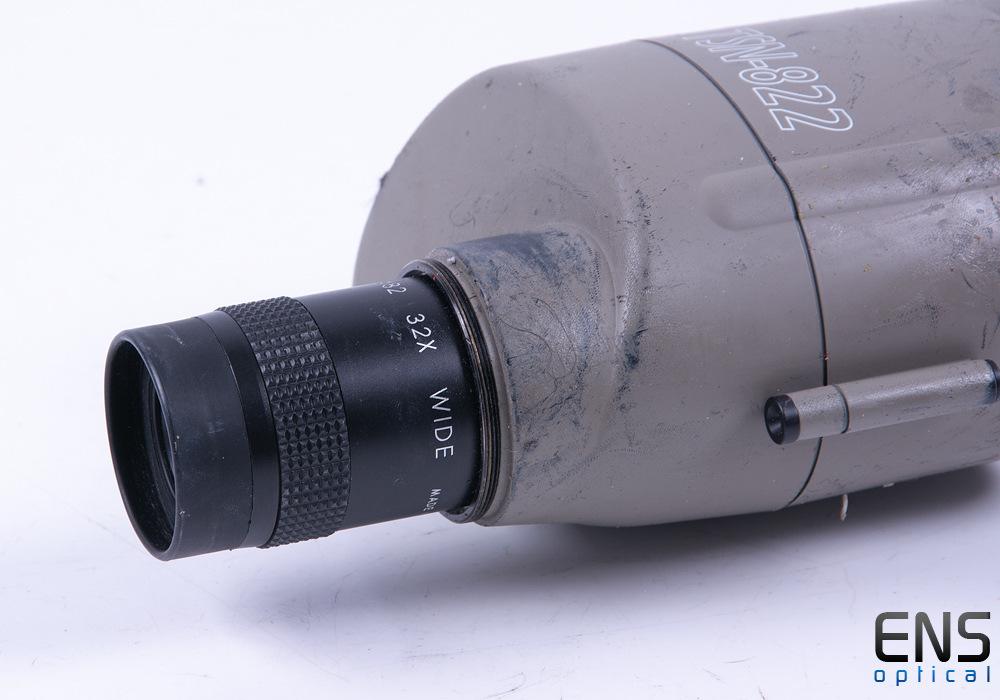 Kowa TSN-822 82mm Straight Spotting Scope 32MM Wide Angle Eyepiece & Case