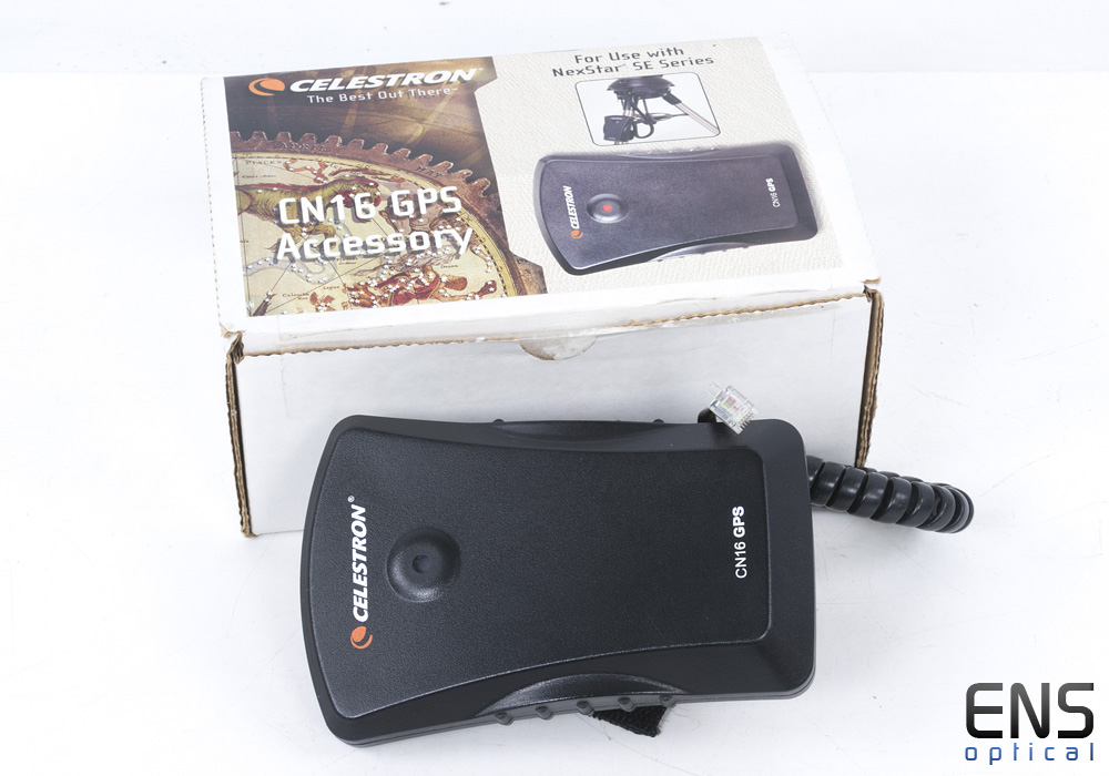 Celestron CN16 GPS Adapter for Nexstar SE Mounts - Mint Boxed
