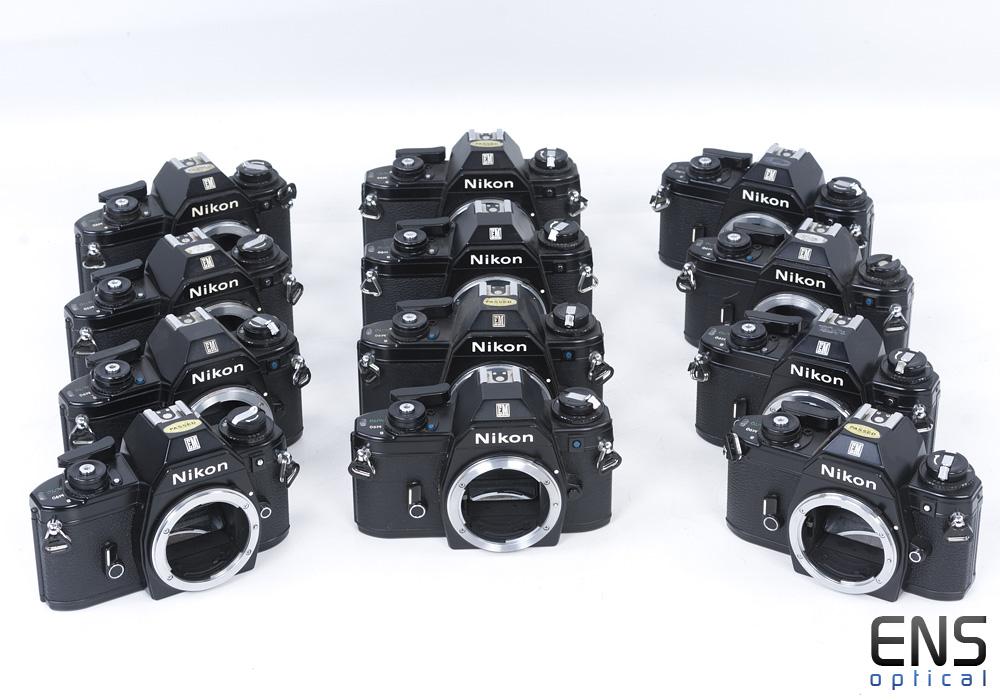 Nikon EM 35mm Classic SLR Film Camera - Ideal Student or Course Camera
