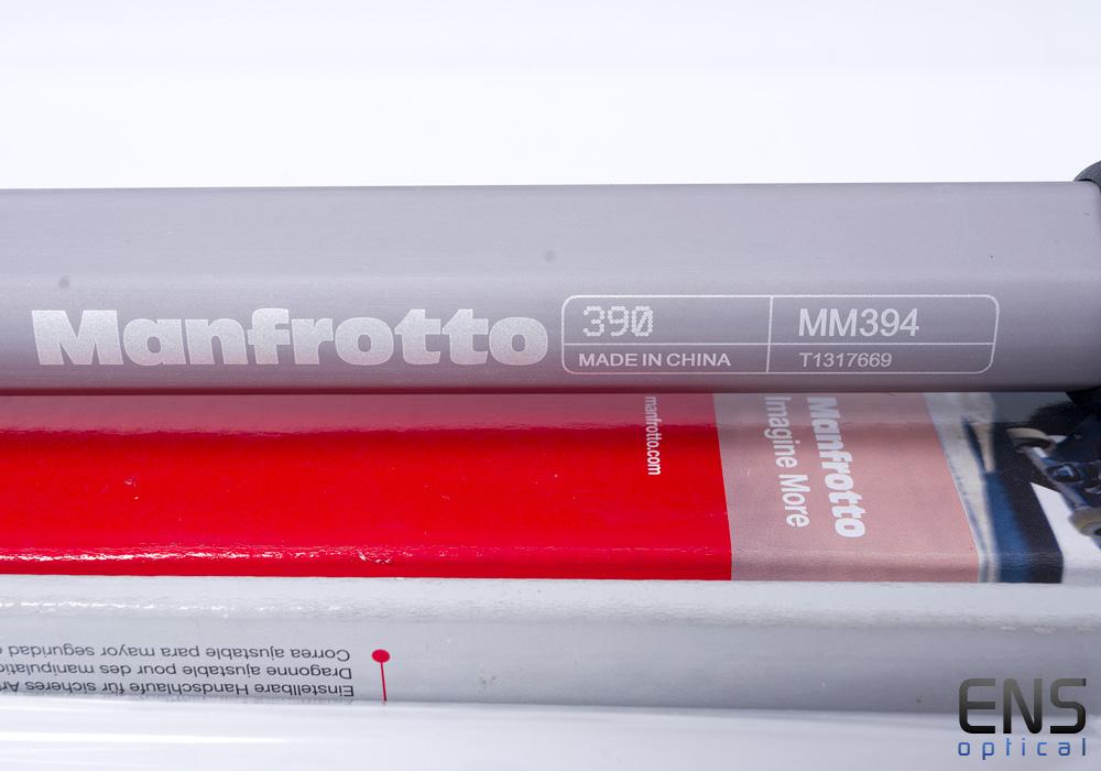Manfrotto MM394 Aluminium Monopod *New open box*