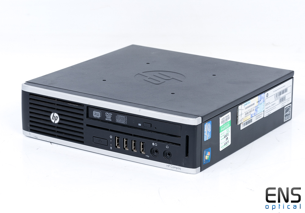 HP Compaq Elite Computer 128GB 8GB Core i5 2.9 Ghz