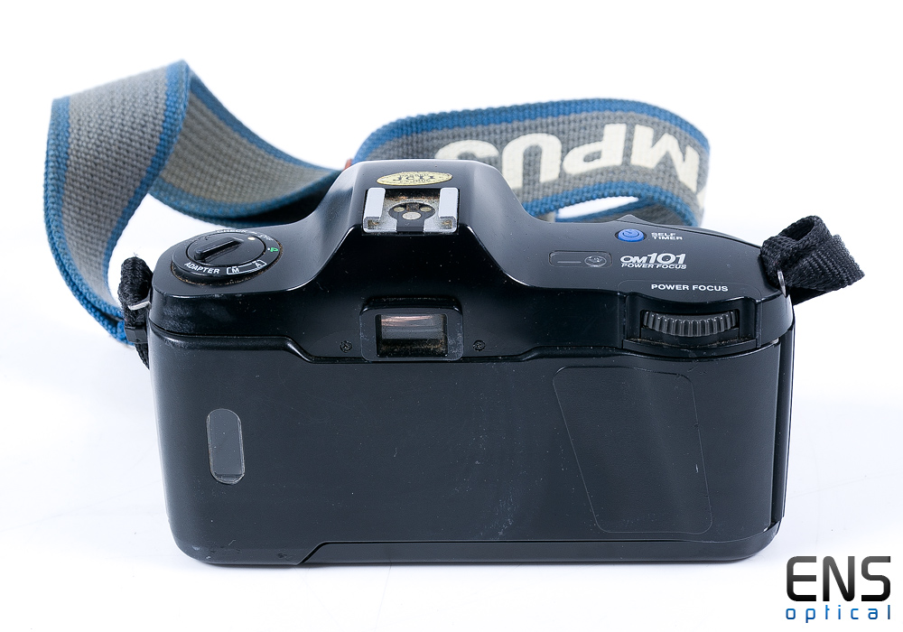 Olympus OM-101 Power Focus 35mm SLR with 35-70mm & 70-210mm - Student