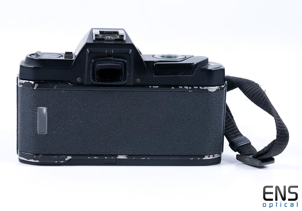 Pentx P30 35mm SLR film camera black - 3201770