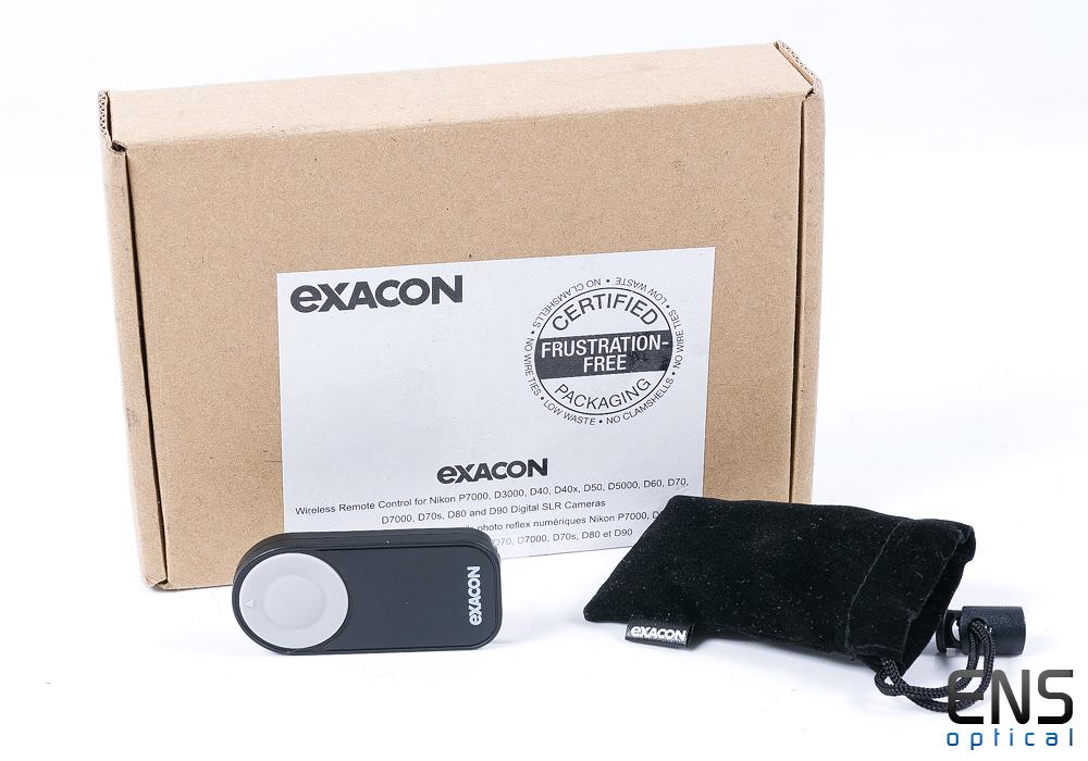 Exacon wireless remote for Nikon D70 D80 D90 D7000 ect