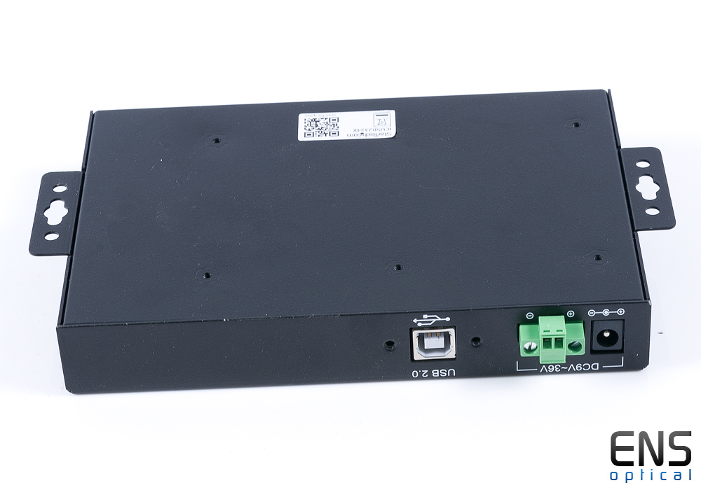 StarTech 4 Port Wall Mountable RS232 to USB Device