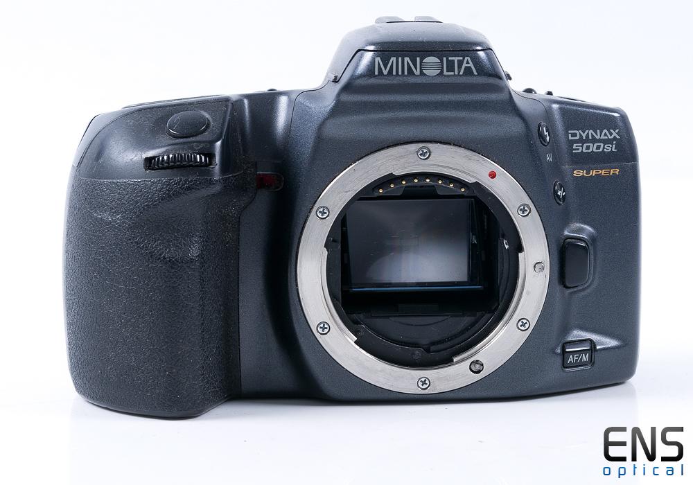 Minolta Dynax 500si 35mm Film SLR Camera - 91606917