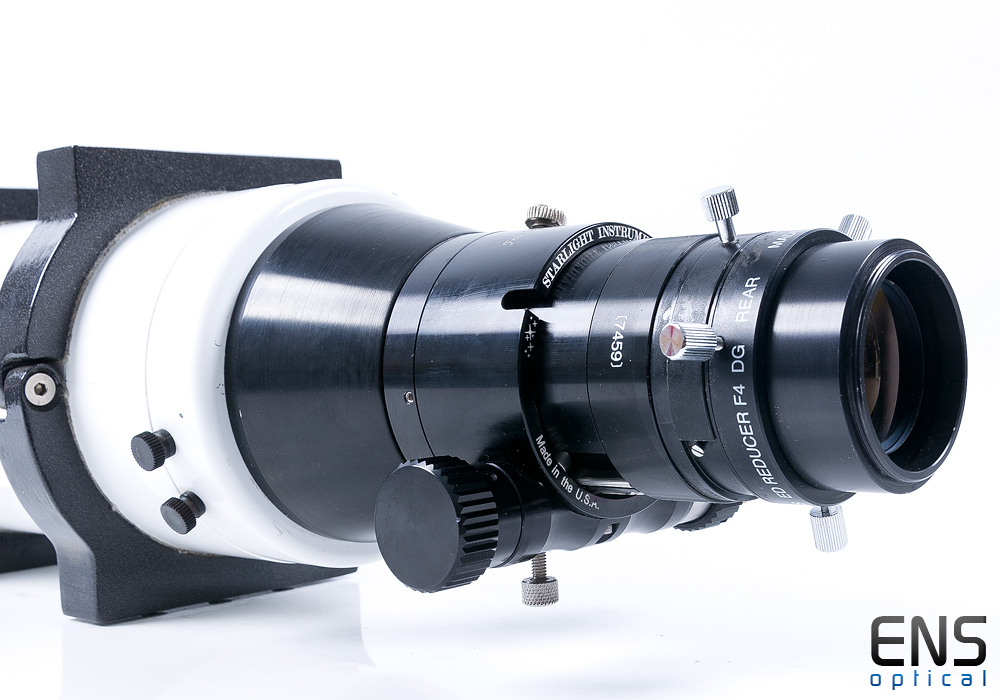 Borg 125 SD F3.9 APO Telescope #7704 Super Reducer Feathertouch - Giant Killer!