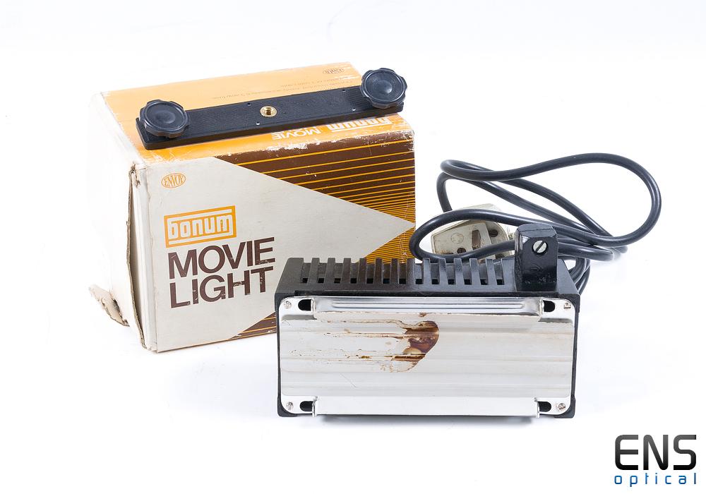 Bonum Movie Light - Need a bulb - READ