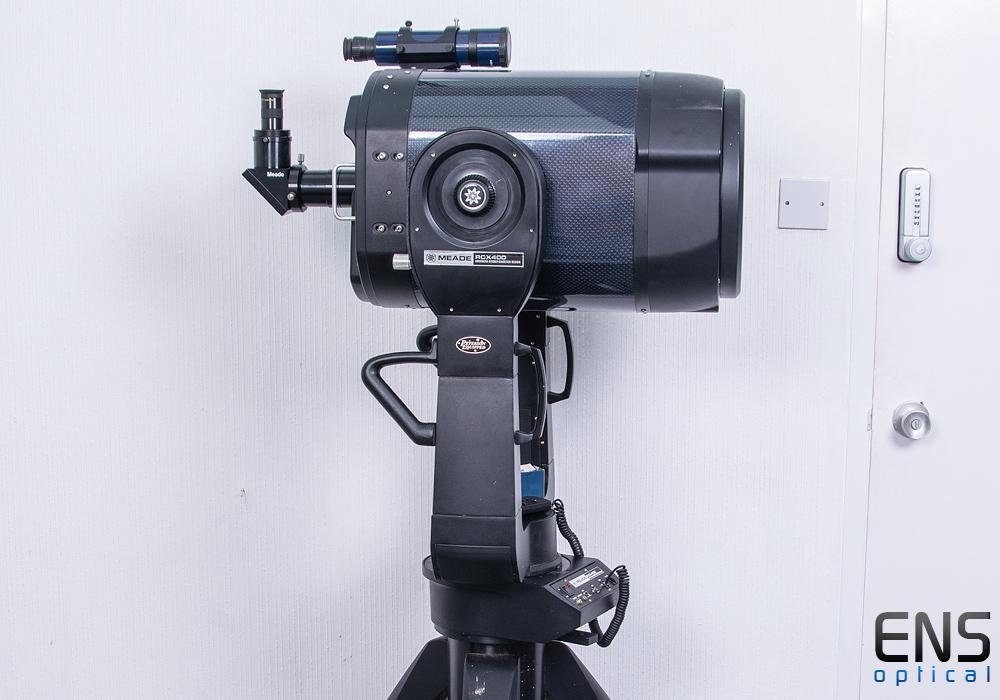 """Meade RCX-400 10"""" Ritchey Creiten Telescope"""